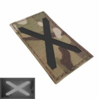 IR Multicam Alabama OCP Scotland flag velcro patch