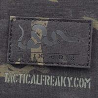 ir multicam black join or die snake us constitution benjamin franklin laser cut morale tactical velcro patch