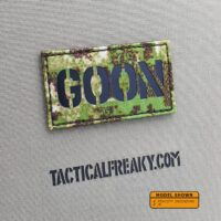 """GOON path with size 2""""x3.5"""" in Pencott Greenzone Infrared (IR)"""