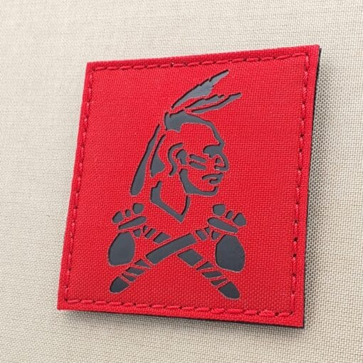 IR Navy SEALs Red Team Squadron US SEAL Team ST6 DEVGRU NSW NSWDG SOF Velcro© Brand Patch