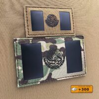Mexico Flag MX IFF Mexican MEX Tactical Morale Laser Cut Velcro© Brand Patch