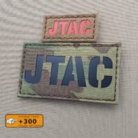 JTAC Joint Terminal Attack Controller FAC Laser Cut Velcro© Brand Patch